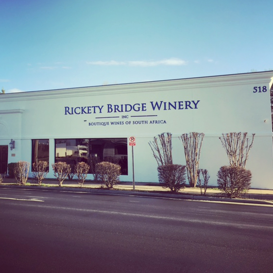 Rickety Bridge Winery - A mix of French, Cape Dutch and traditional African styles adorn this amazing South African Winery show and tasting rooms here in High Point. Offering five thousand square feet plus a gorgeous outdoor patio and ample parking, our versatile space is perfect for any occasion.