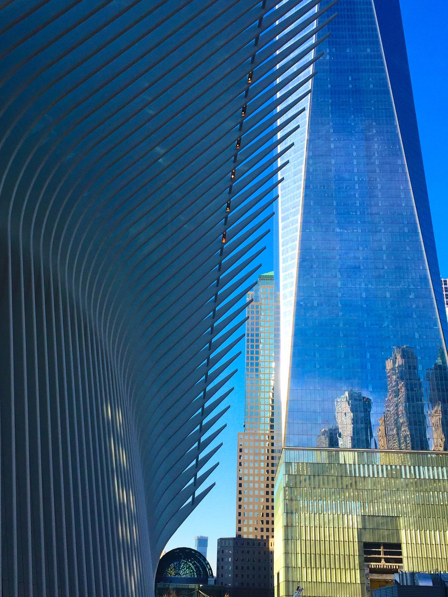 Santiago Calatrava, SOM David Childs and James Carpenter
