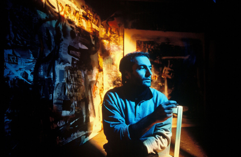 Russian Artist 1990
