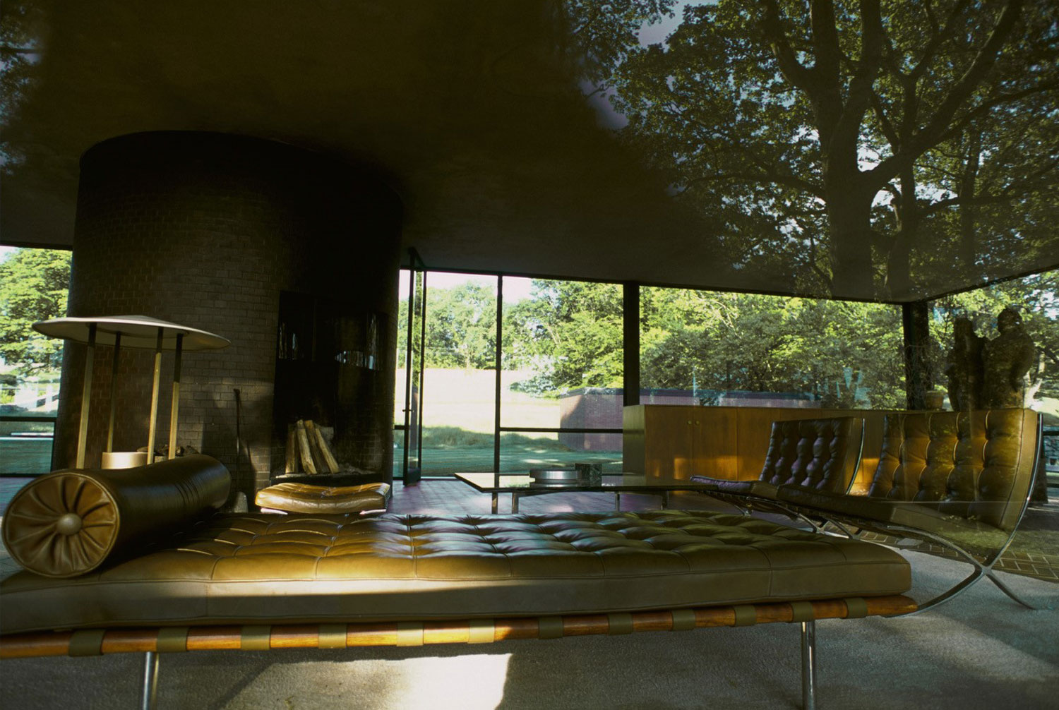 Glass House - New Canaan, CT