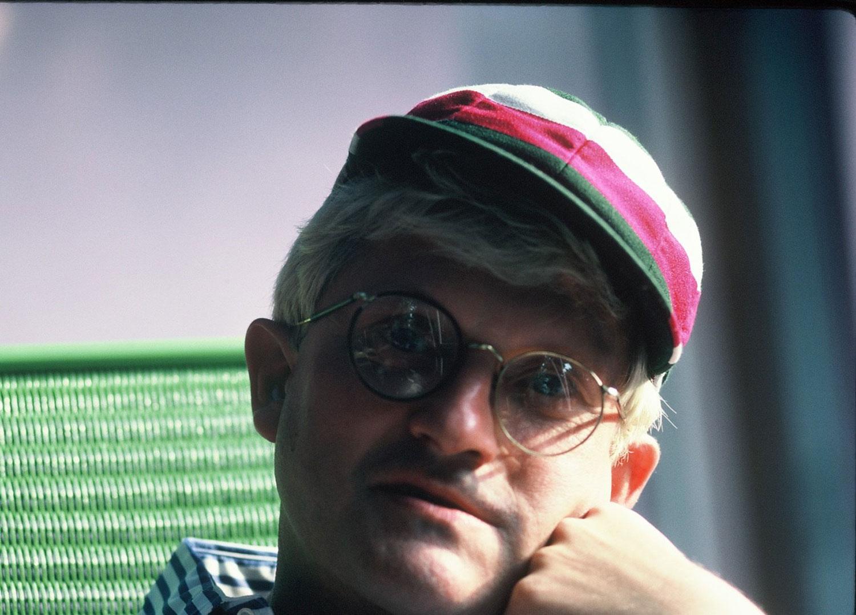 David Hockney (1984)
