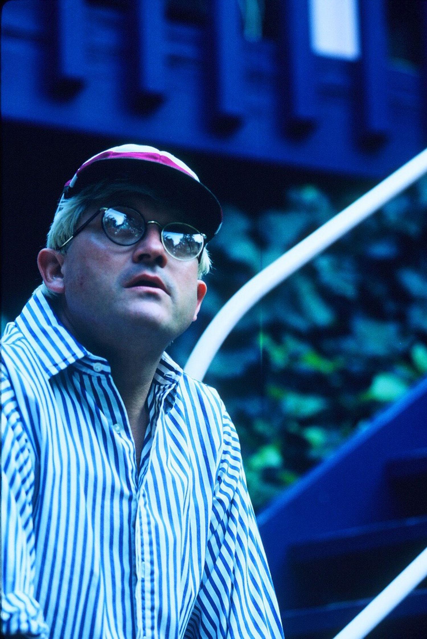 Hockney's gaze
