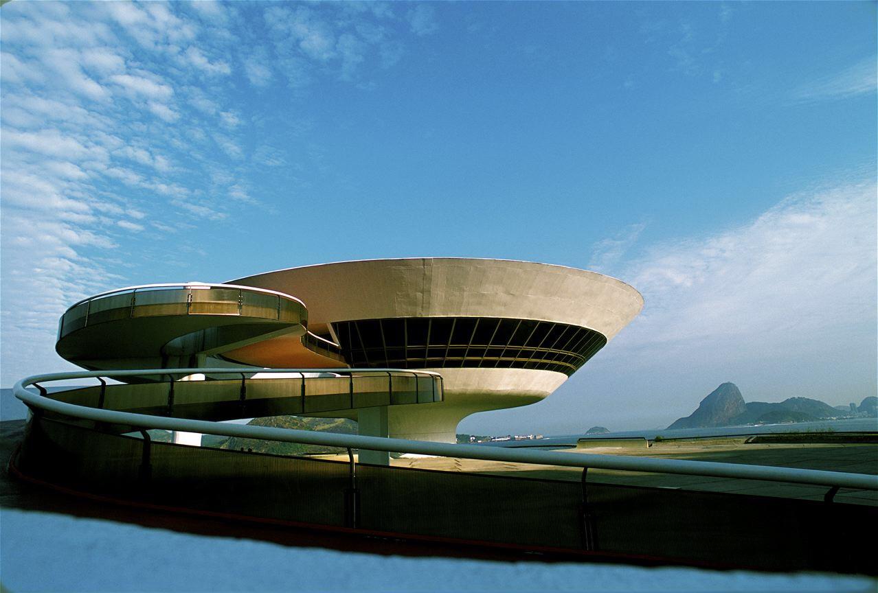 Oscar Niemeyer Museum Rio: Niteroi