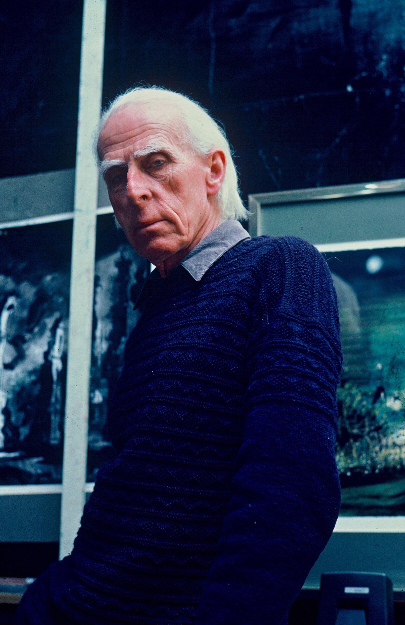 John Piper, England 1983