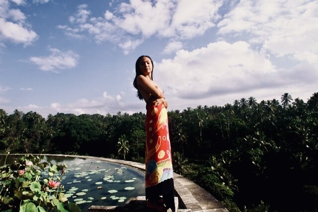 Arriving at my Balinese moment