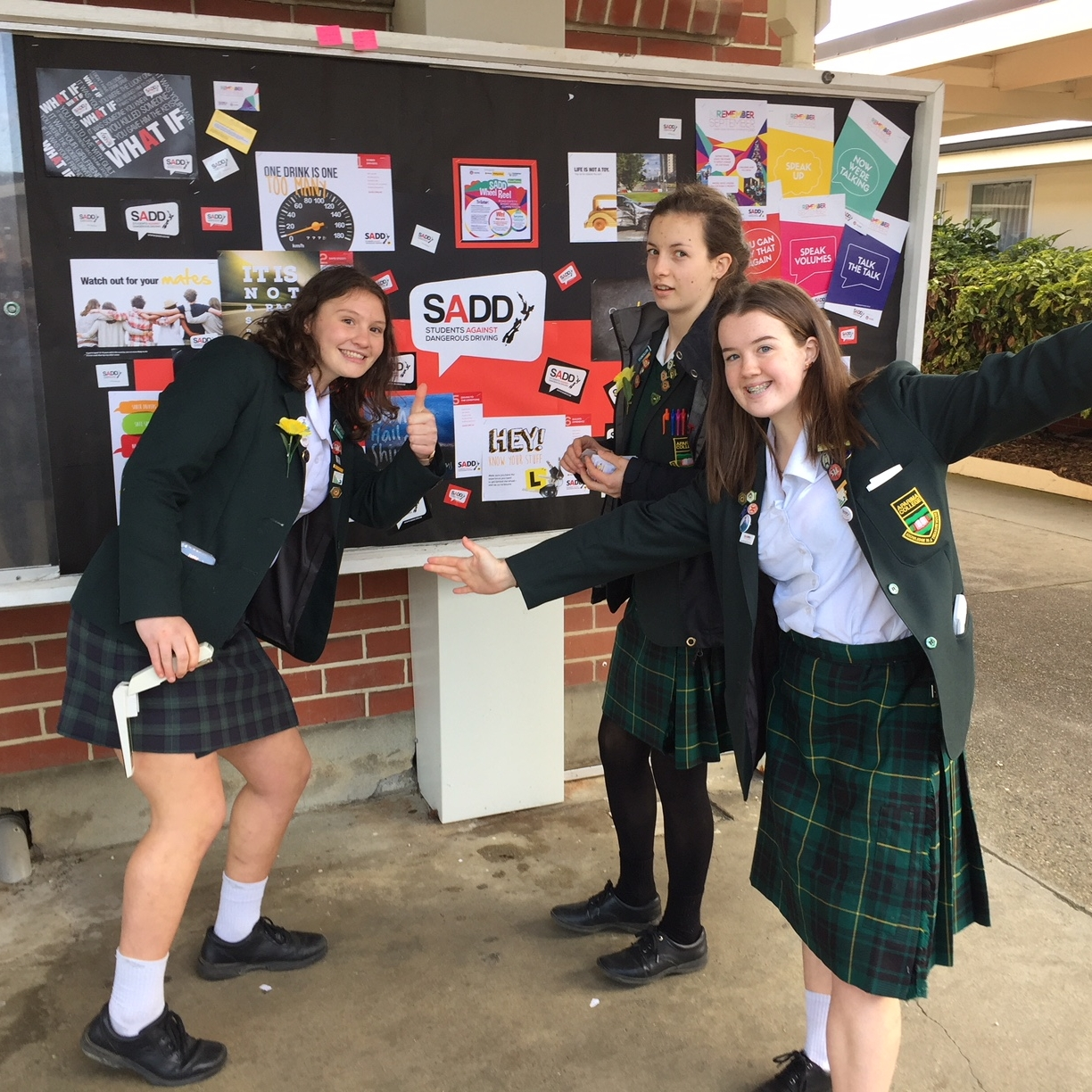 Congratulations to Aparima College for winning our Share and Win Comp by sharing their Remember September Plans with us!