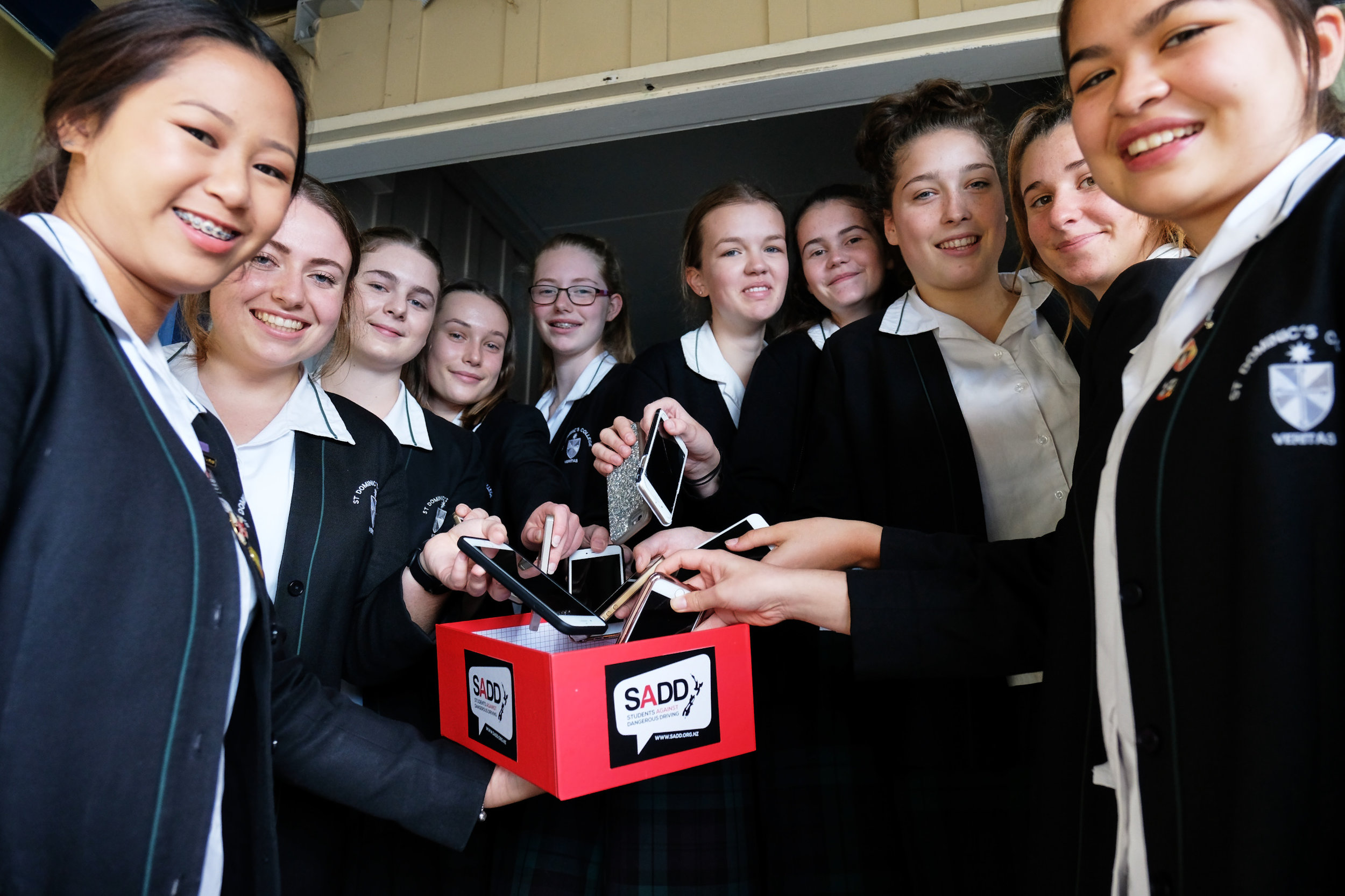 Taking up the challenge of Phone Free 48 as a SADD group? We recommend… - Creating a SADD Phone Holder to use in classroom lessons or at lunchtimeRunning a debate using our SADD Conversation Cards (order here)Running a Focus or Fail course to raise awareness of cell phone distractions (https://sadd.org.nz/all-activities)