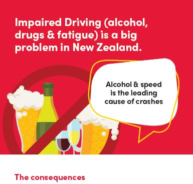 Impaired Driving Advisory Notice