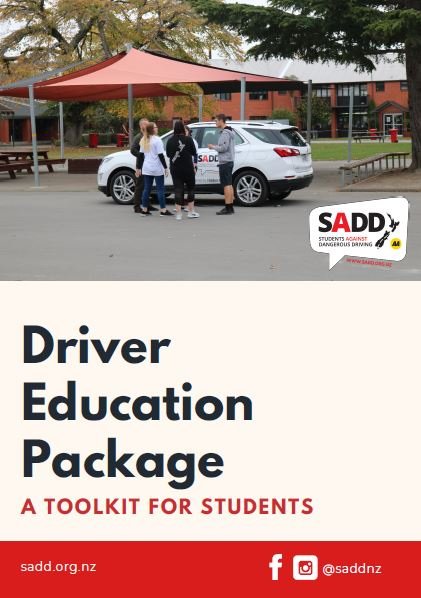 Click the image above to download the full Driver Education Package!