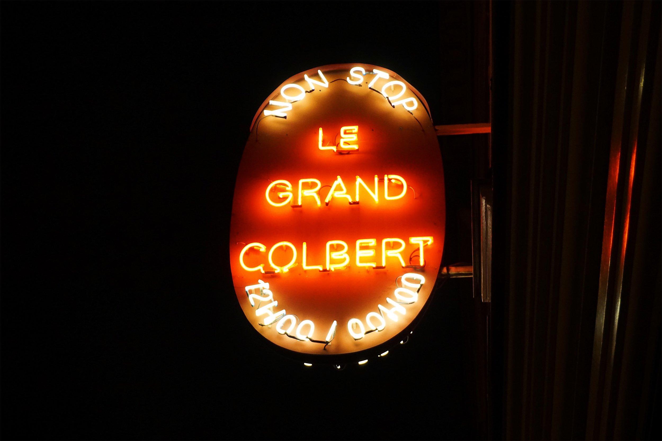 Le Grand Colbert Resturant Paris, France