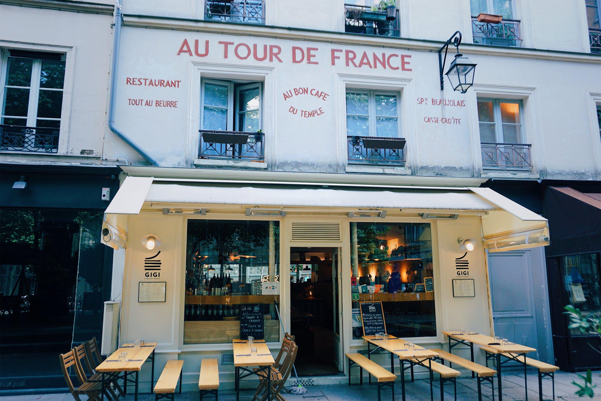 Paris France places to go