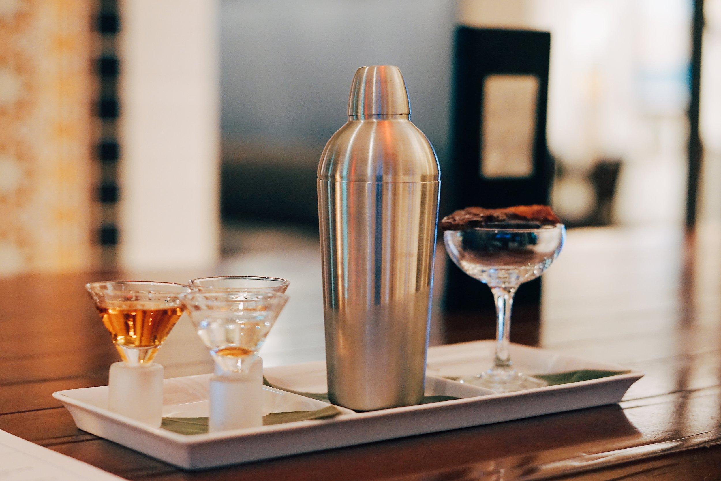 Bar 1521 at the Wyndham Grand Orlando Resort