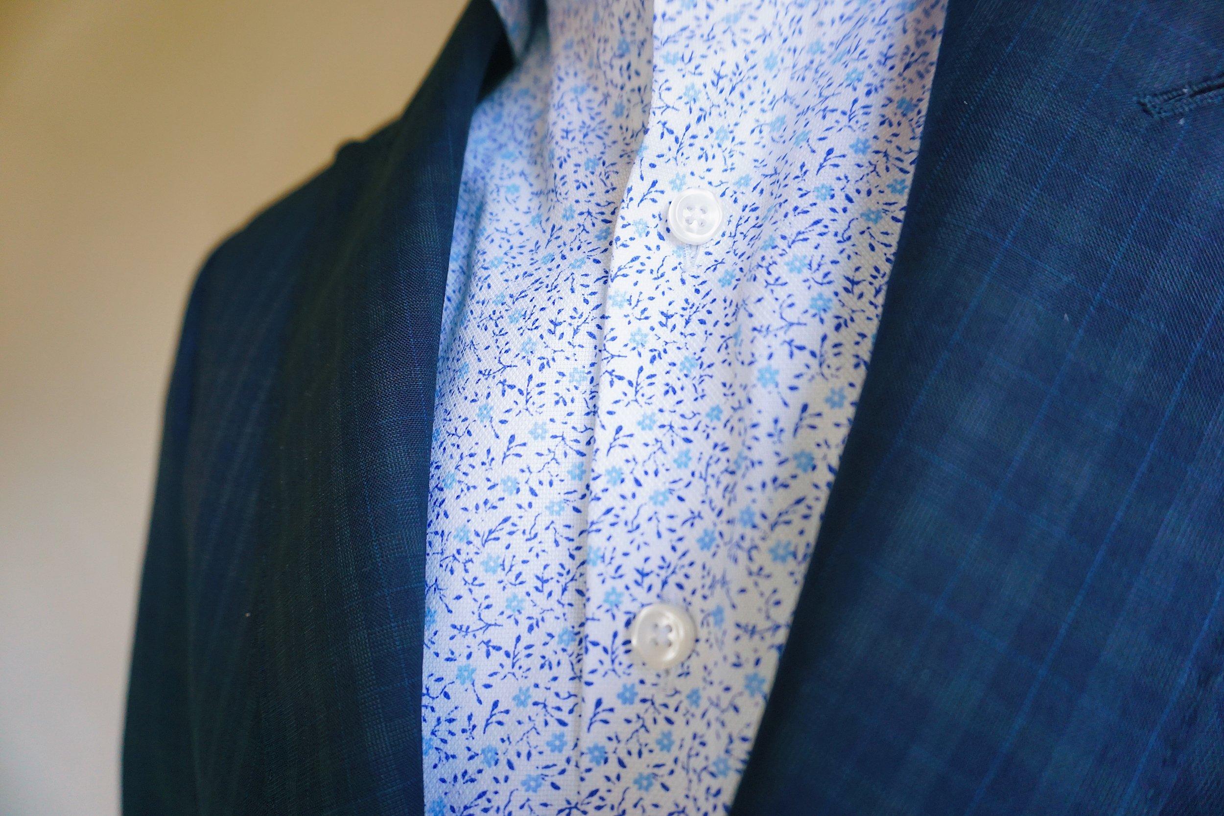 Spring Pattern Styles For Men