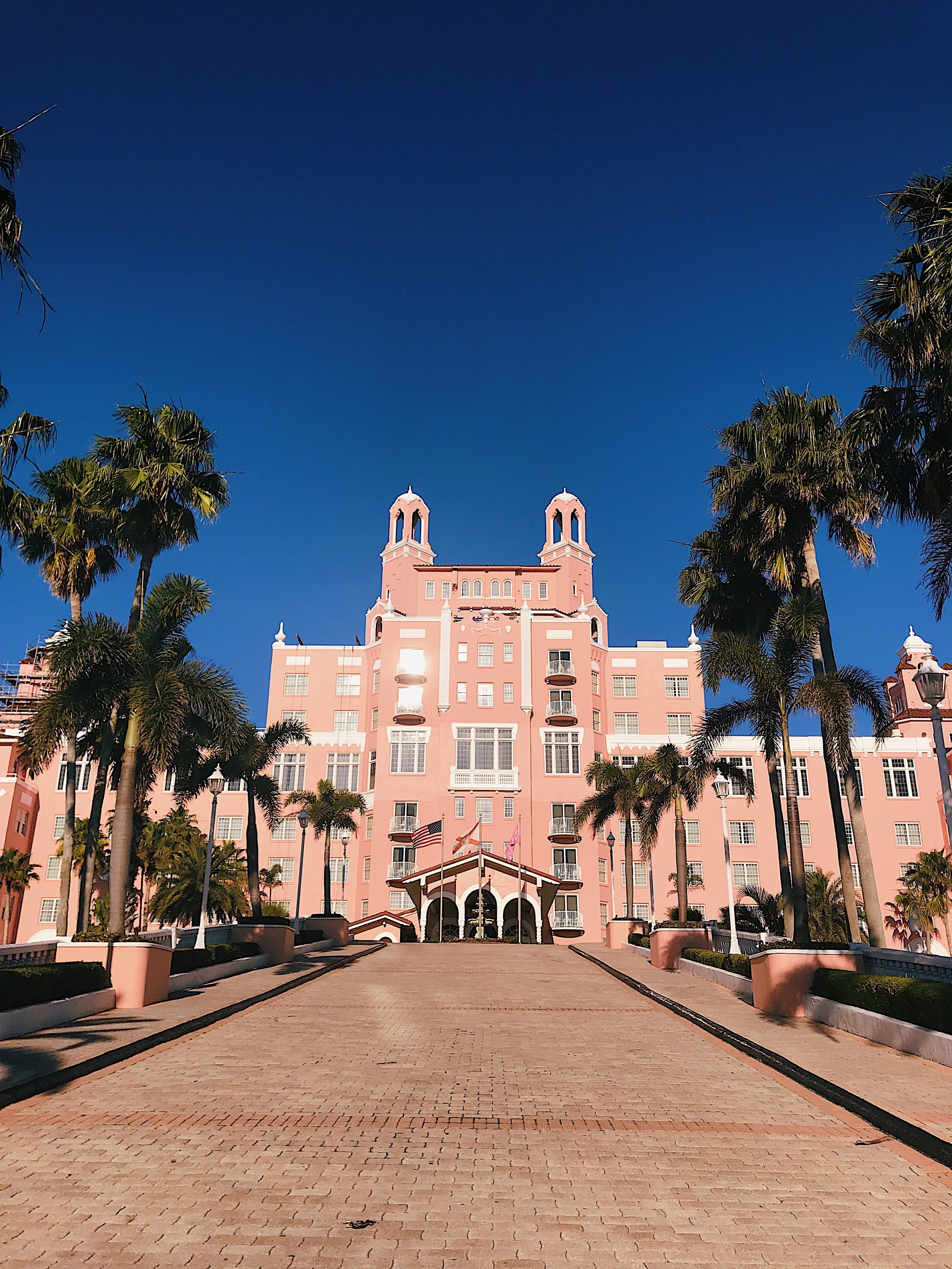St.Pete, The Don Cesar Hotel