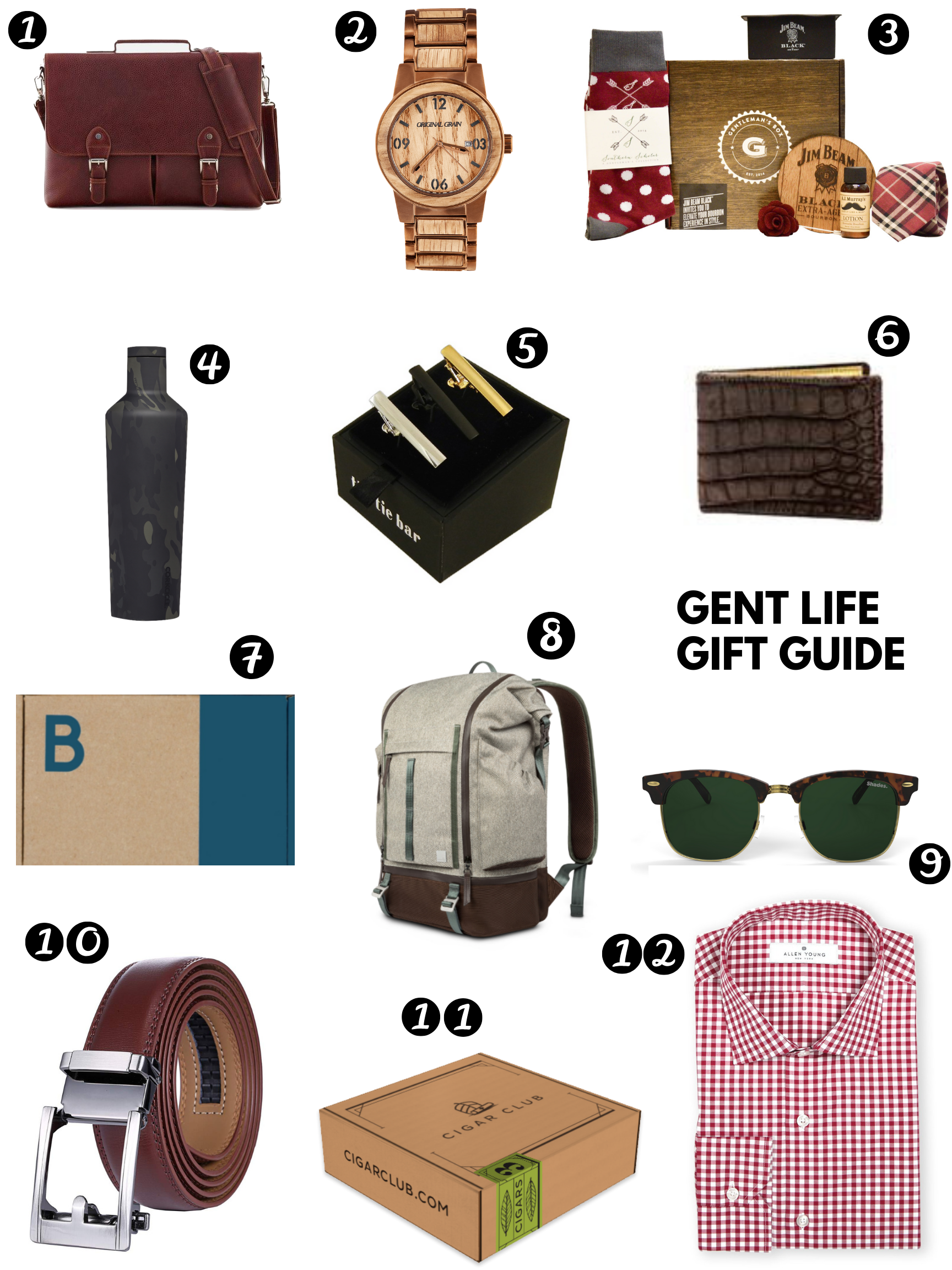 Gent Life Father's Day Gift Guide