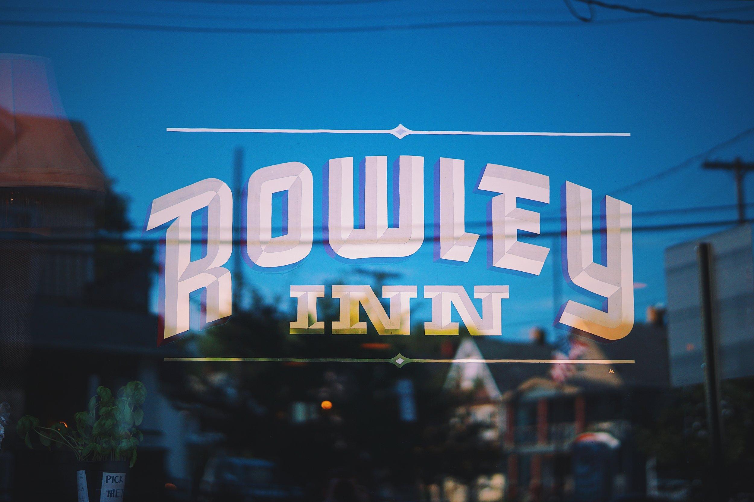 Rowley Inn Cleveland Ohio