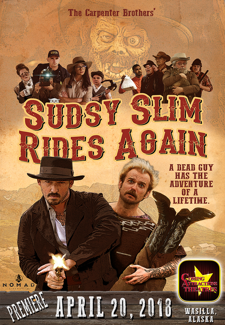 Sudsy Slim Official Poster