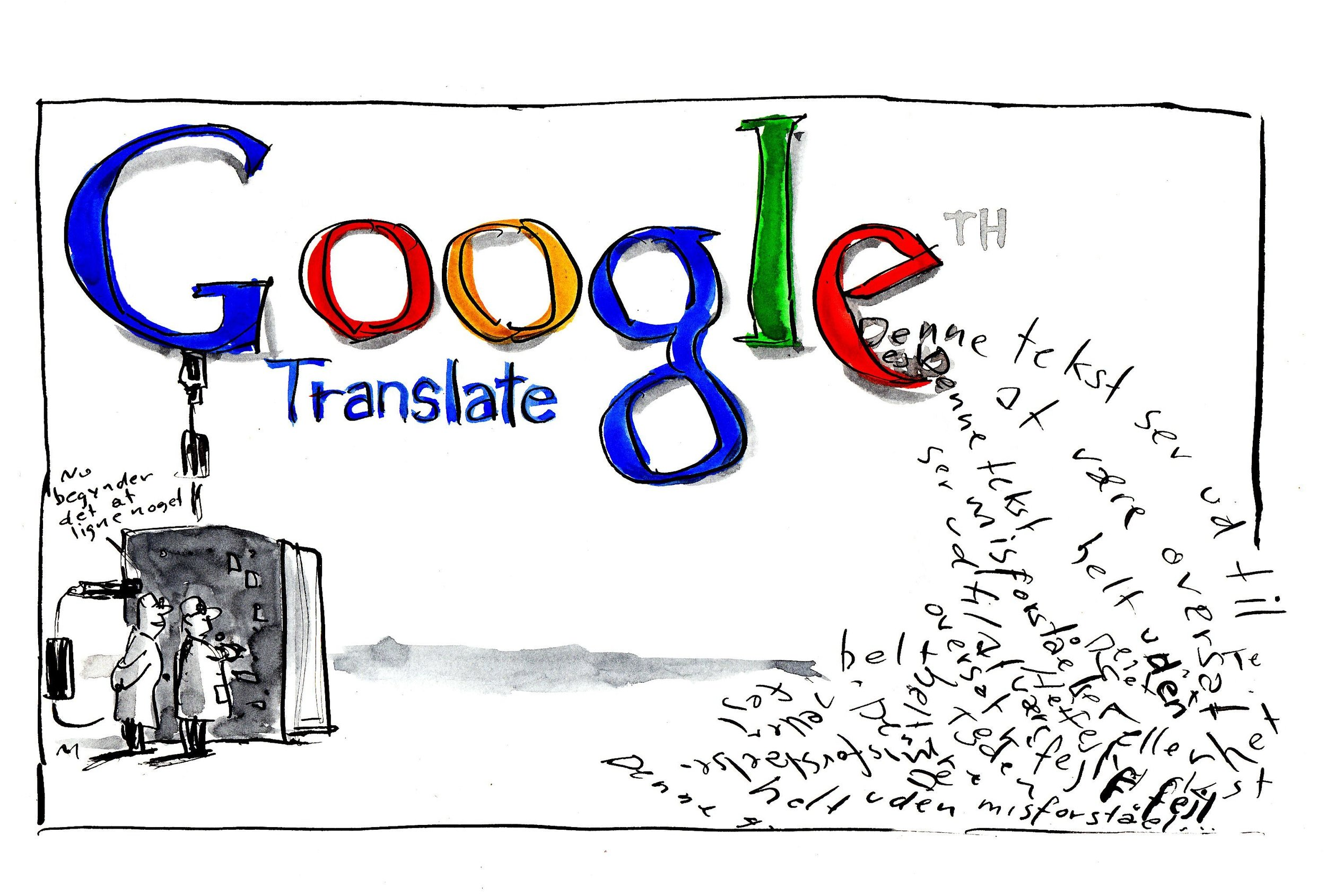 Google Translate not yet ready for medical communications