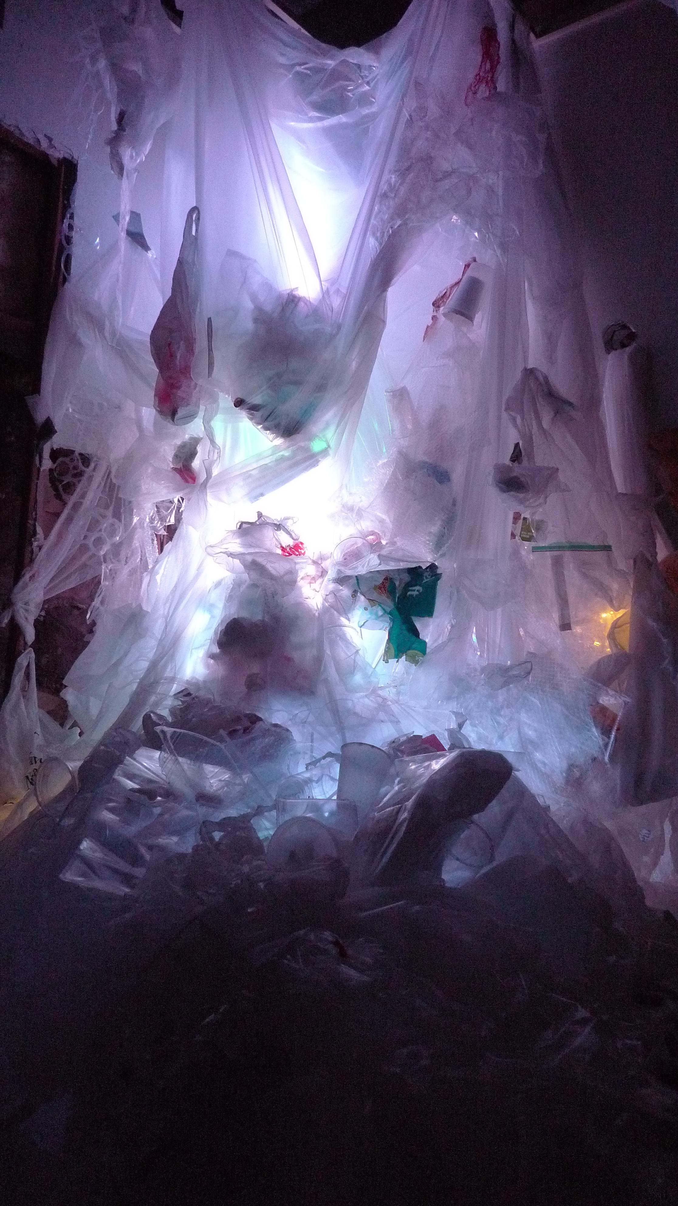"""""""Glorified Garbage"""" (2017)"""