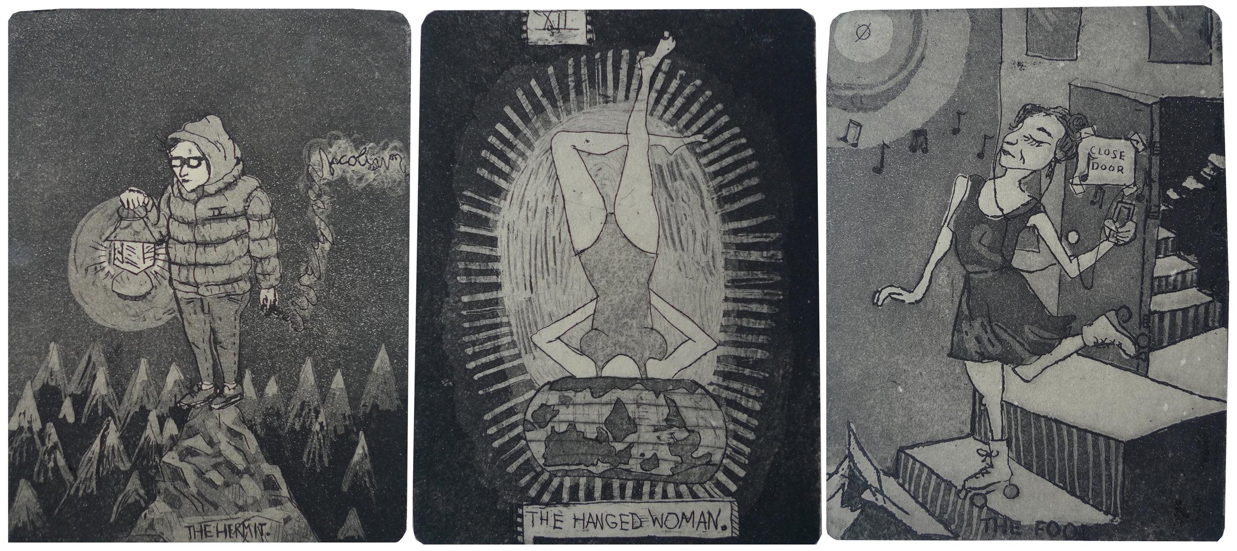 """""""Tarot Cards"""" (2015)"""