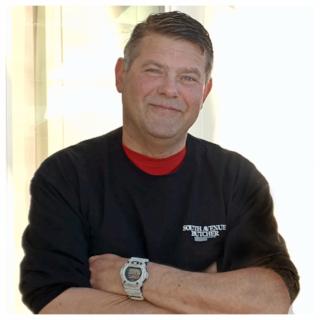 Mike Hutten, Head Butcher at South Avenue Butcher