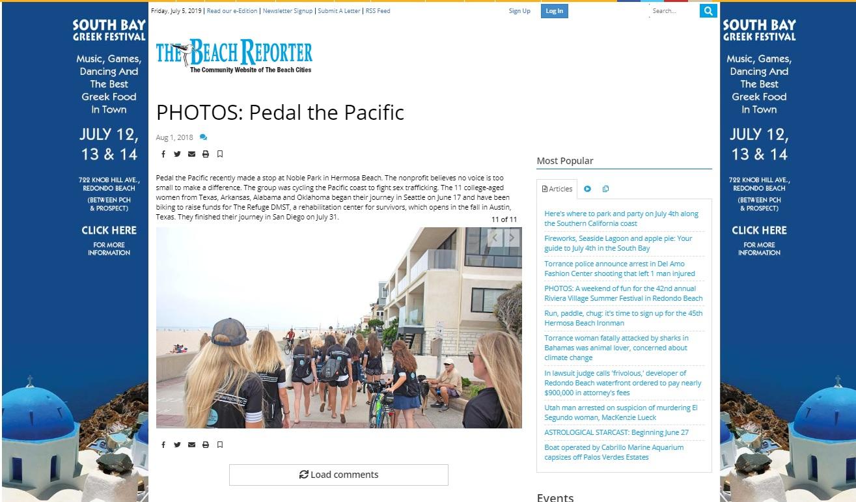 The Beach Reporter -