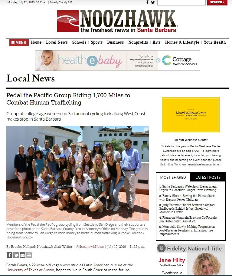 Santa Barbara Noozhawk -