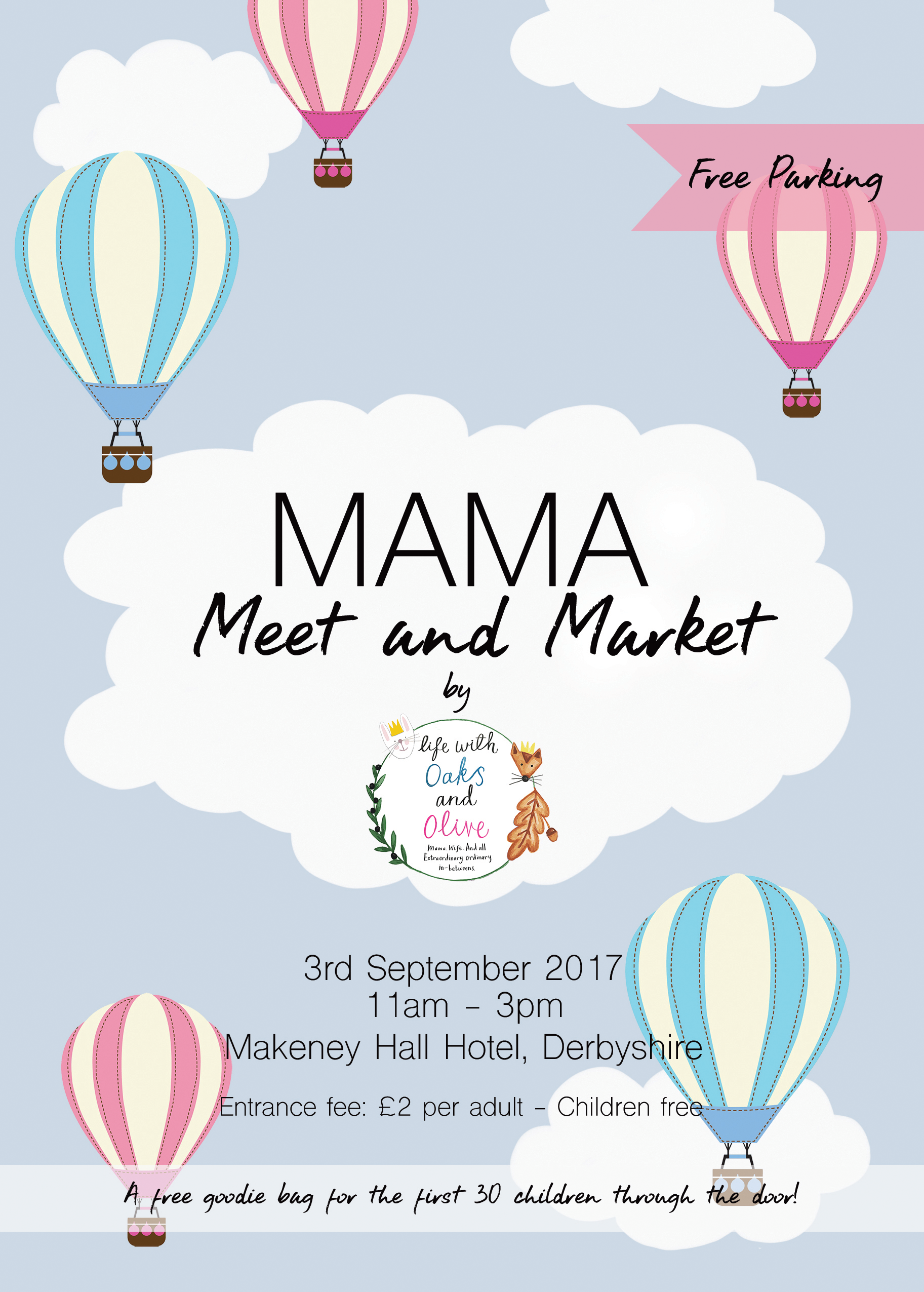Mama meet and market by life with oaks and olive