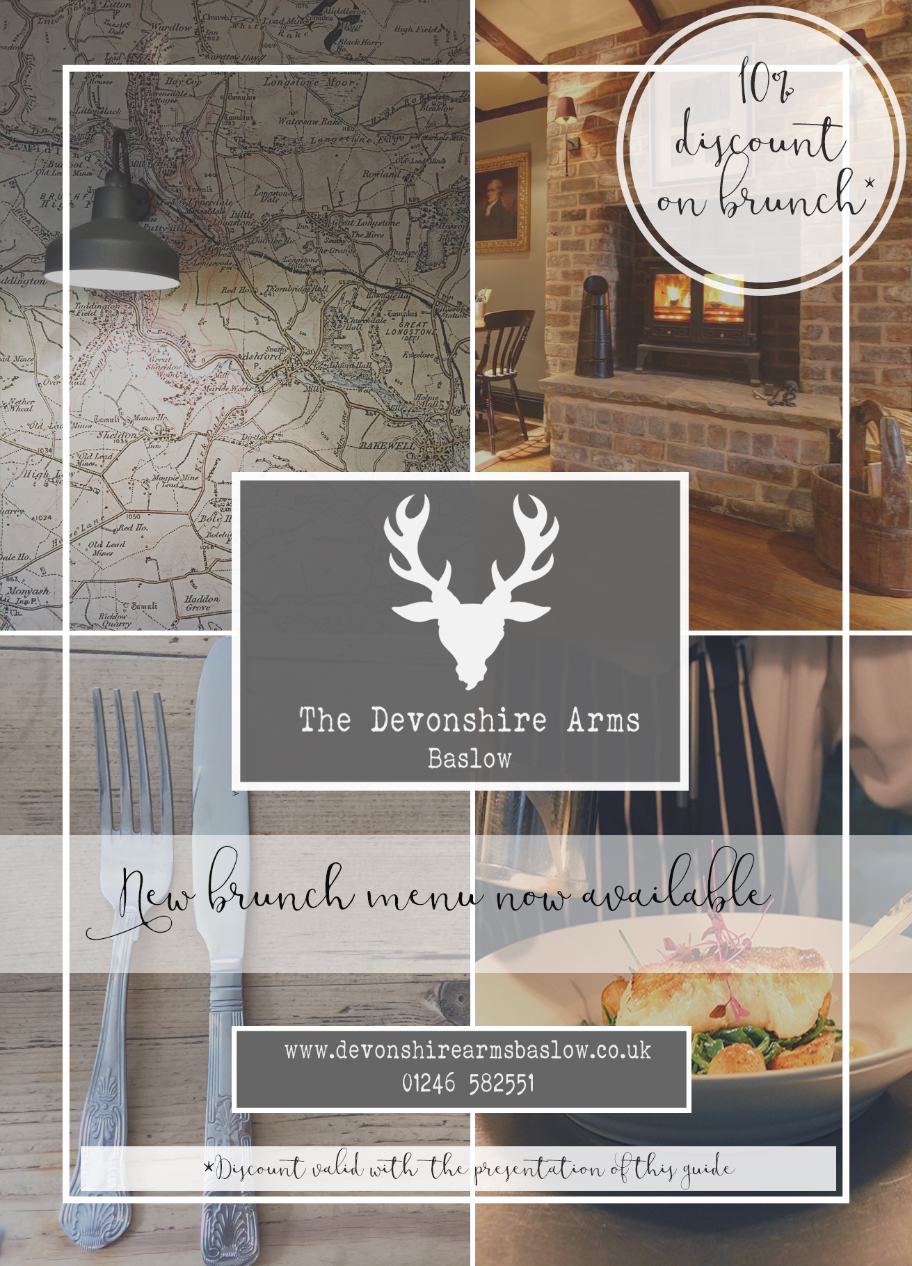 Small business advert design Derbyshire