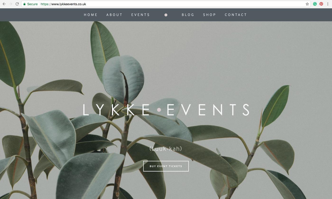 derbyshire small business website