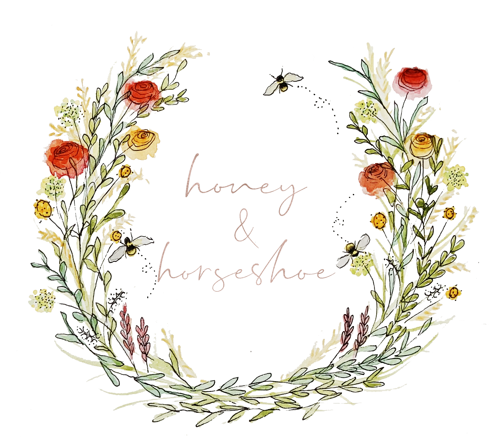 Honey and horseshoe floral logo events2_incolour.png