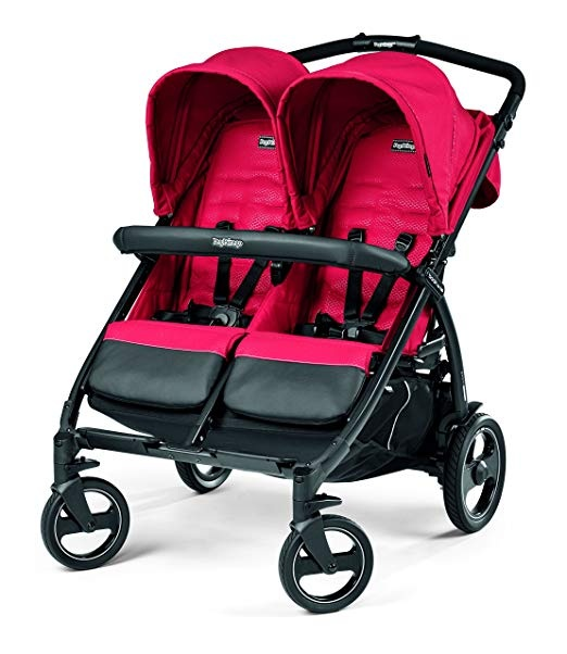 Peg Perego Book for Two double stroller