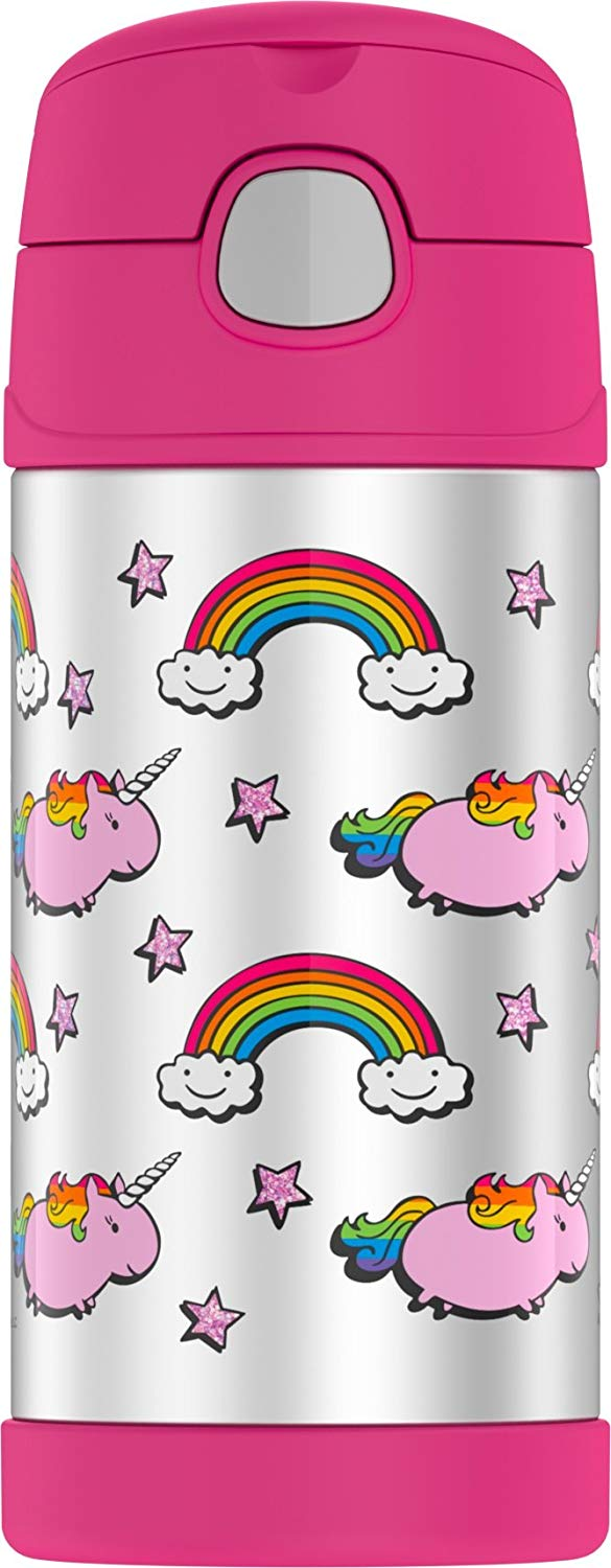 Thermos funtainer - Unicorns & Rainbows