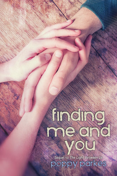FINDING ME AND YOU by Poppy Parkes