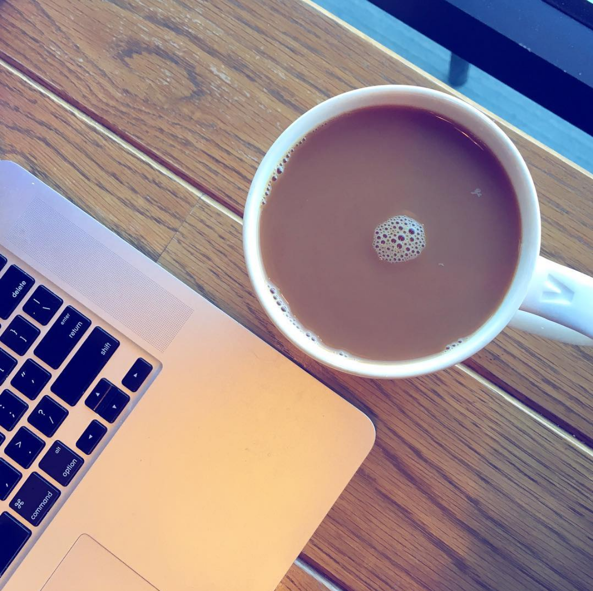Poppy Parkes romance writing coffee