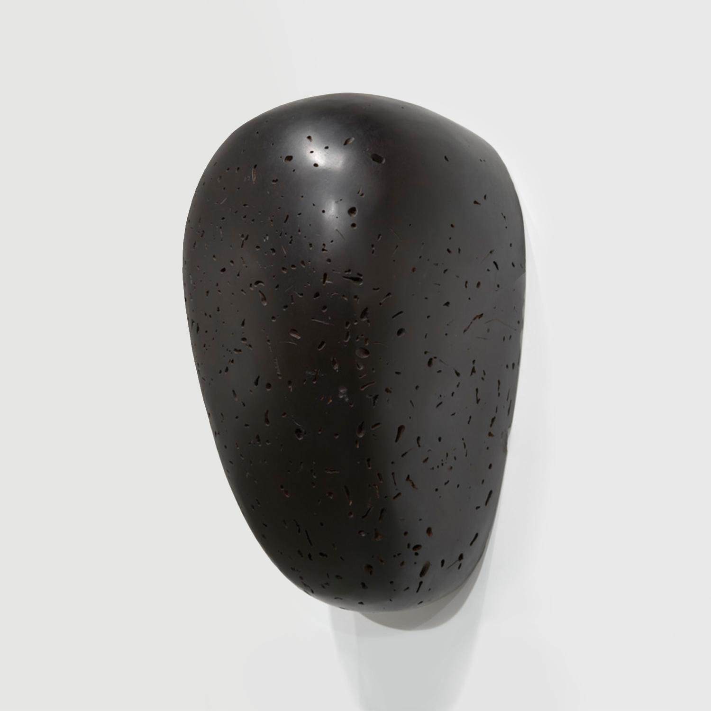 #68  Enamel, oil, plaster, tar and wax  41 x 23 x 20.5 inches  104 x 58.5 x 52 cm  2007-2009