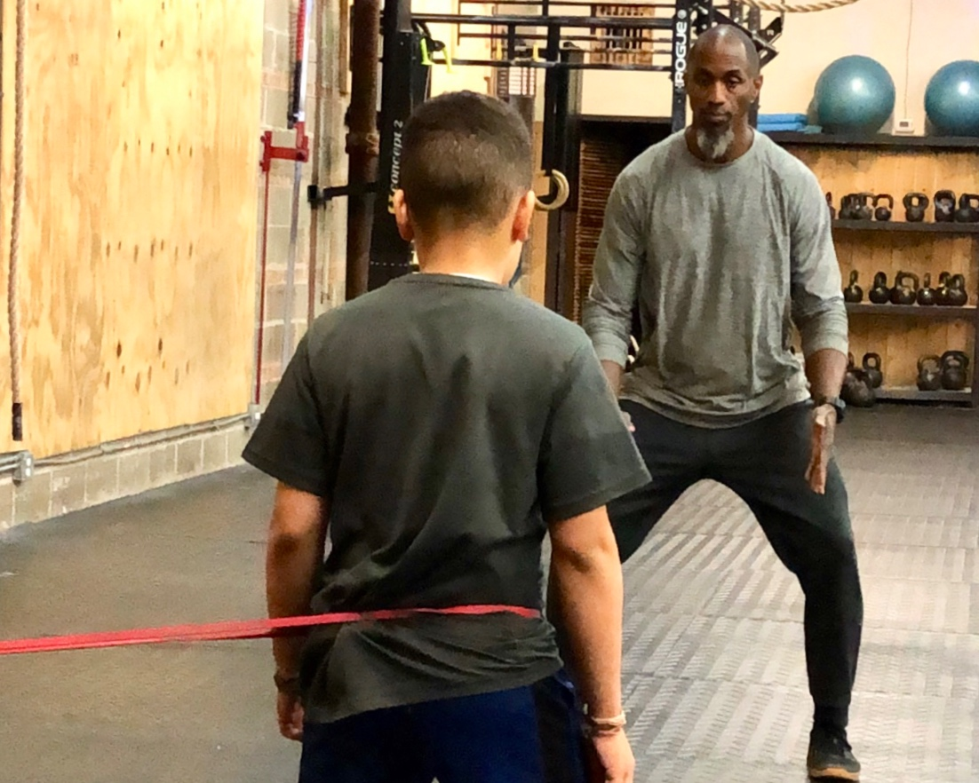 Kids strength & conditioning series - click to register