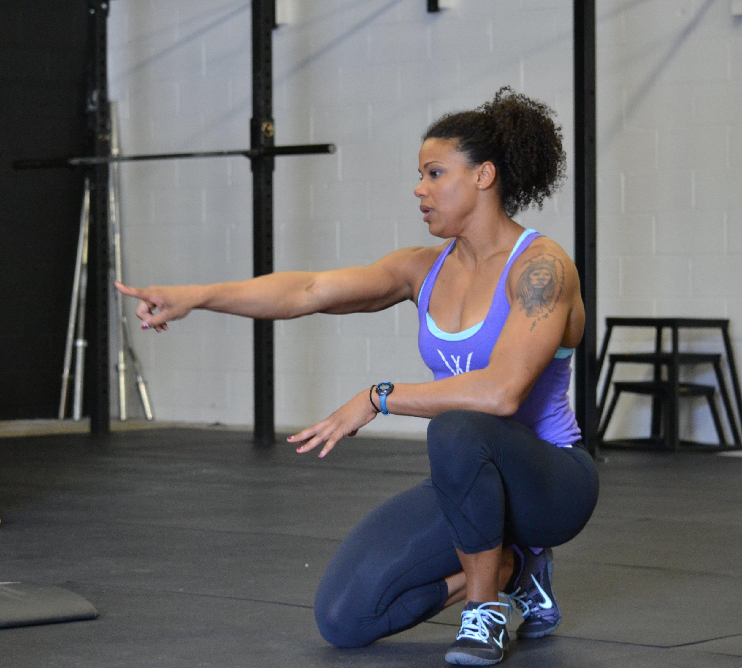weightlifting series: clean & jerk - click to register