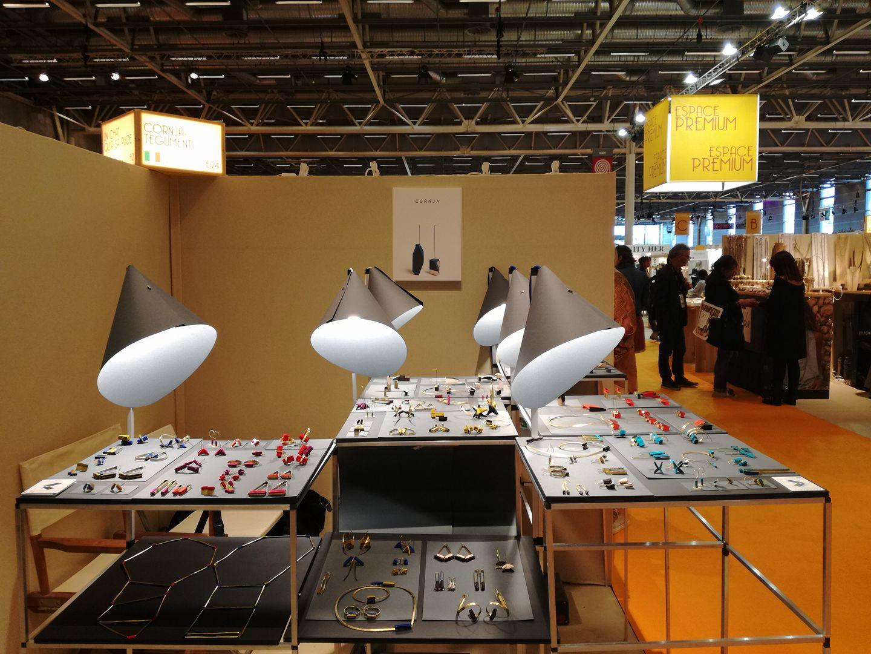 MUTA in Paris at BIJORHCA International Jewelry Show