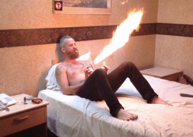 JASON DILL Takes us to Hell and Back to FUCKING AWESOME -