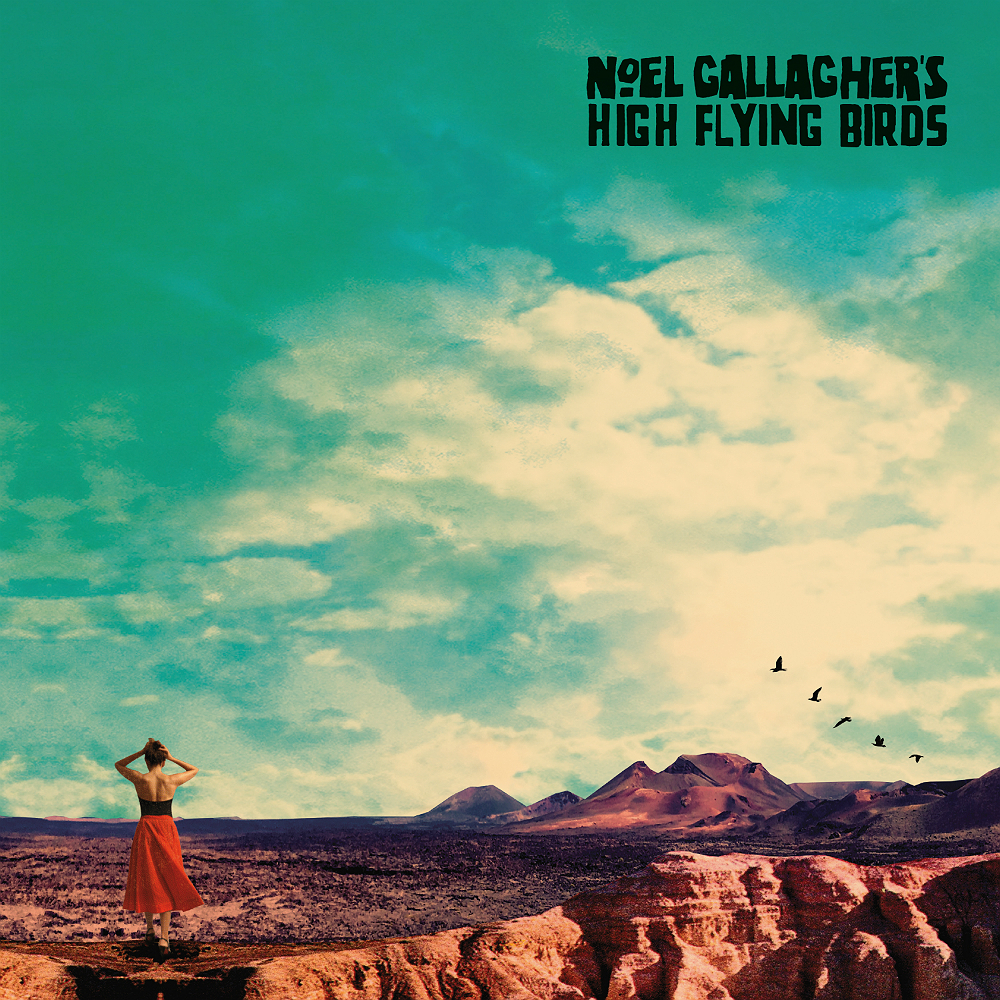 Noel Gallagher - Who Built the Moon (2017)