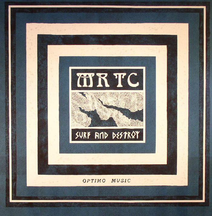 Mr. T.C. - Surf and Destroy (2016)