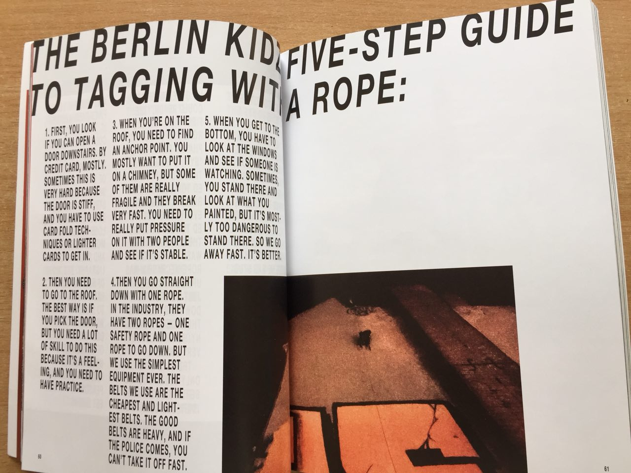 Special material about Berlin Kidz and ugly layout