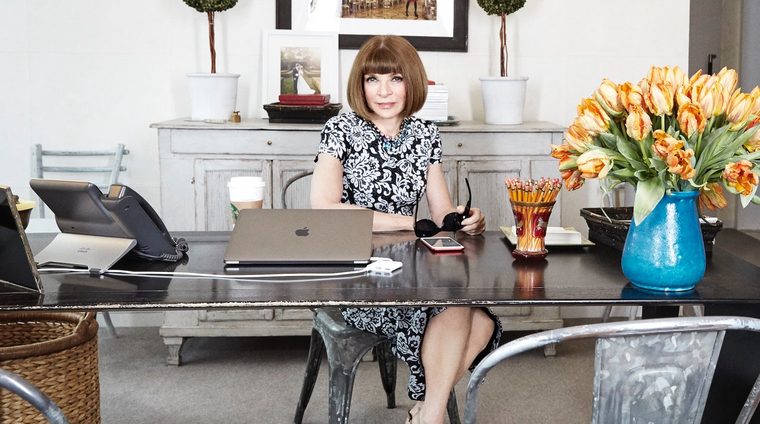 Anna Wintour. Image by BoF