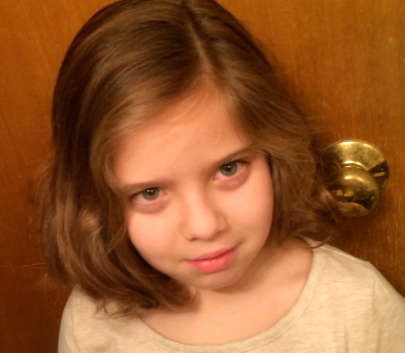 Aniston Jane Downing, Highpoint Elementary 3rd Grader