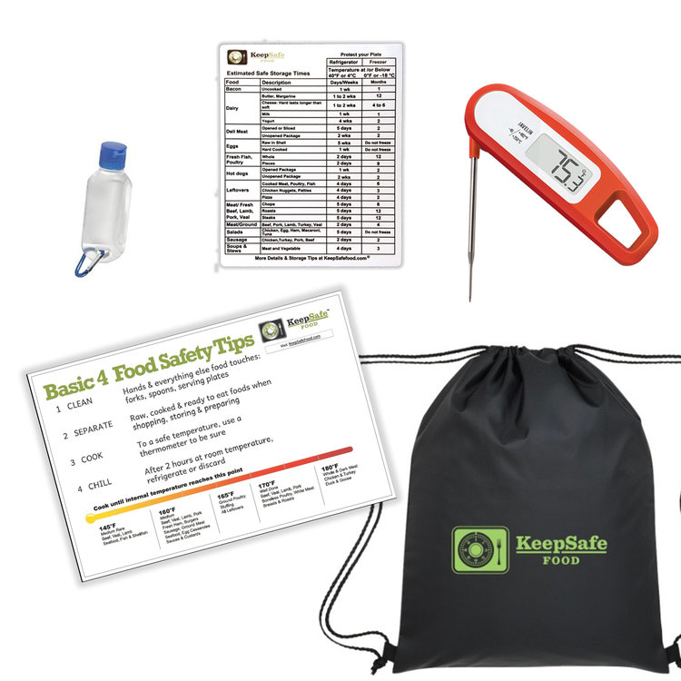 Order Your Personal Food Safety Kit Here.