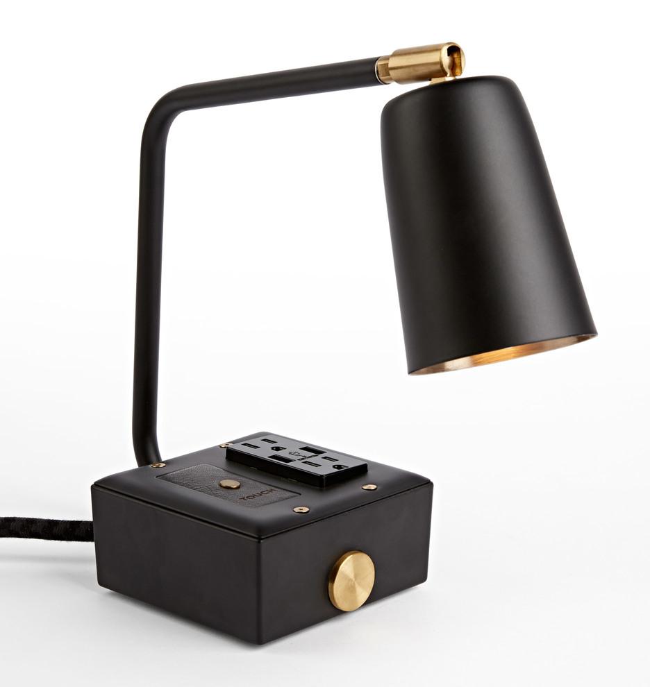 Jax Task Lamp + USB