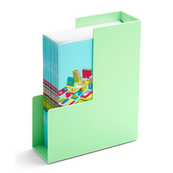 Mint Magazine File Box