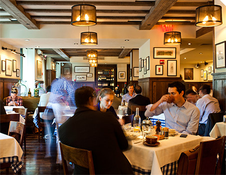 Top 25 Restaurants for Lunch near Madison Square Park, New York City by  Bond Collective