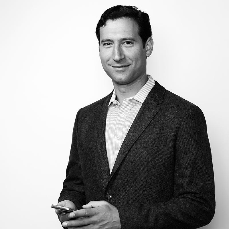 Elie Deitsch Co-Founder & President
